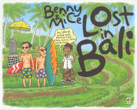 Benny & Mice Lost in Bali