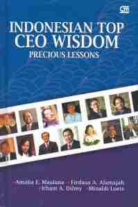 Indonesian Top CEO Wisdom