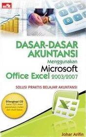 Dasar-dasar Akuntansi menggunakan Microsoft Office Excel