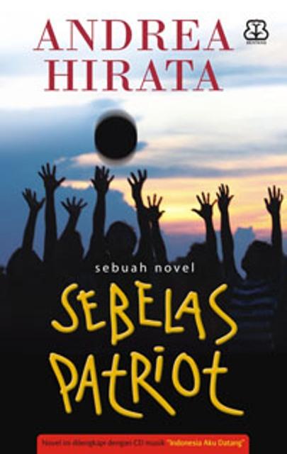 Sinopsis Novel Sebelas Patriot
