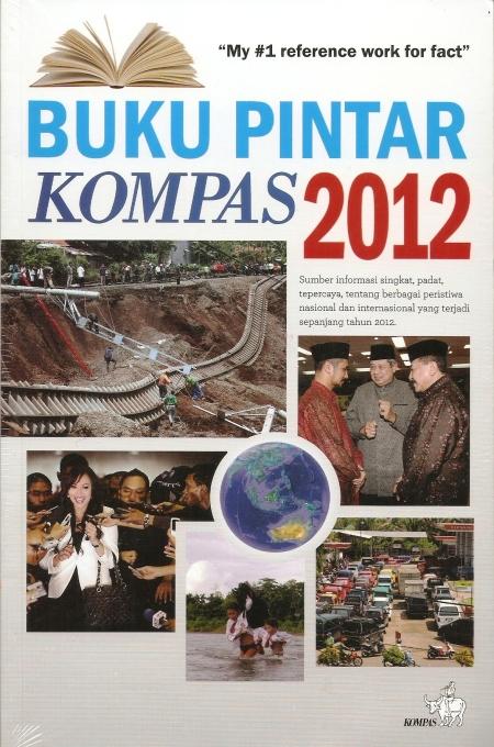 Buku Pintar Kompas 2012