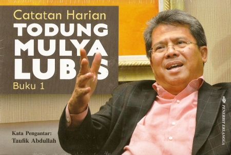 Catatan Harian Todung Mulya Lubis (buku 1)