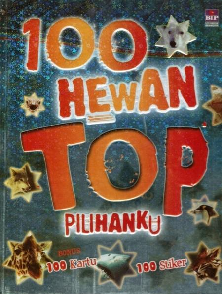 100 Hewan Top Pilihanku